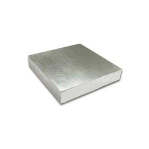 Steel Bench Block 4'' x 4'' x 1/2''
