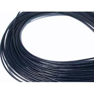 Leather Thong 1.5mm Dark Blue