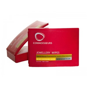 CONNOISSEURS® JEWELLERY BEAUTY WIPES™