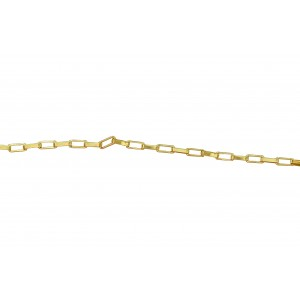 Gold Filled Venetian Box Chain 1.3mm x 2.8mm