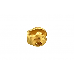 9K Yellow Gold Medium Hinge For Brooch