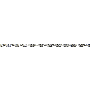 Sterling Silver 925 Corda Chain 1.7mm