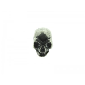 Sterling Silver 925 Skull Pendant