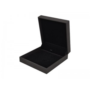LUXURY SOFT-TOUCH BLACK UNIVERSAL BOX, 87x91x34mm