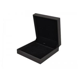 LUXURY SOFT-TOUCH BLACK UNIVERSAL BOX, 87x91x34mm