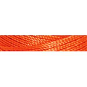 GRIFFIN Jewellery Nylon Cord on Spool, ORANGE JN2 0.3mm X 600mtrs