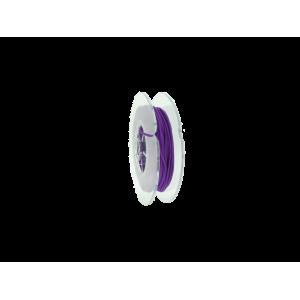 Braided Nylon Cord, amethyst, 1.5mm, 20m SPOOL