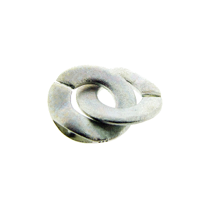 Sterling Silver 925 C Shape 2 part Clasp 12mm