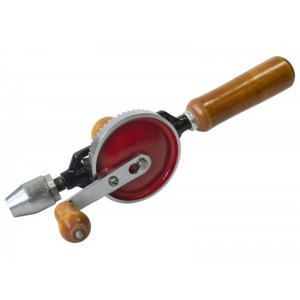 2PC Hand Drill / Wire Twister AMTECH