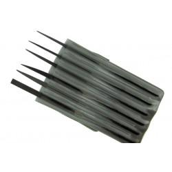 Precision Needle Files Set 6pcs