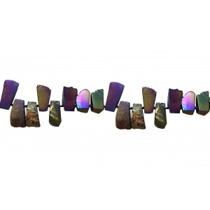 Agate Large Cab Beads (one side domed, other side flat-back)