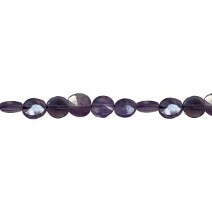 Amethyst Cut Stone Beads