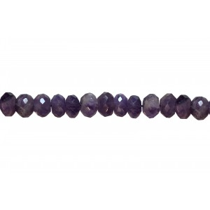 Amethyst Faceted Beads,