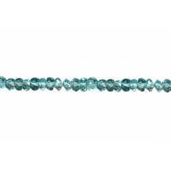 Apatite Faceted Beads