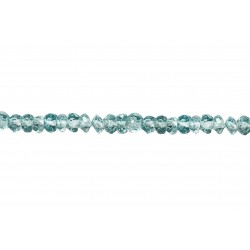 Aquamarine Faceted Beads ( special quality )