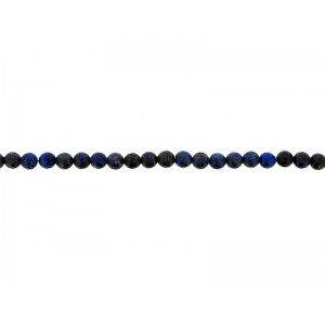 Lapis Lazuli Faceted Round Beads 8mm
