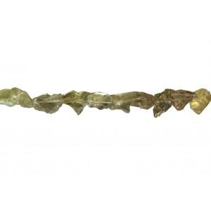 Lemon Quartz Tumble Rough Beads