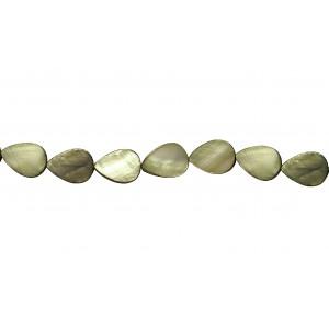 MOP Badamche Beads