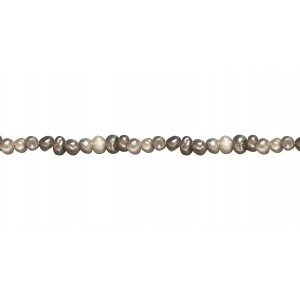 Pearl String, Grey,