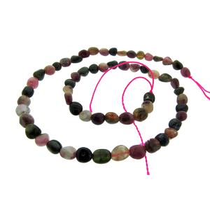 Tourmaline Tumble Raw Beads