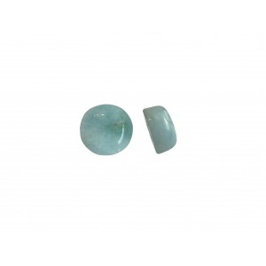 AMAZONITE CAB ROUND 5MM