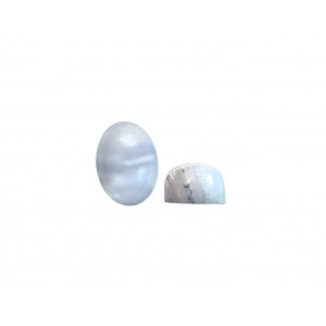 Blue lace Agate cabs, Oval, 6 x 8 mm