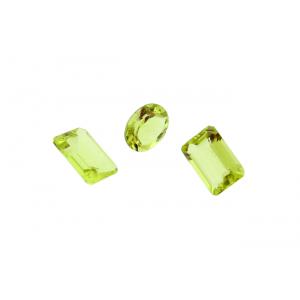 Lemon Topaz Cut Stone, Octagon, 10 x 14 mm Lemon Topaz Gemstones