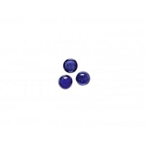Sapphire Cabs, Round, 1.5 mm