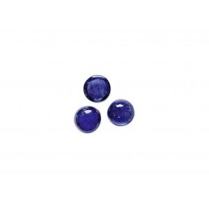 Sapphire Cabs, Round, 3.5 mm