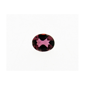 Tourmaline Cut Stone, Oval, Pink , 4 x 5 mm