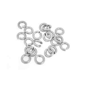 PACK OF, S925 OPEN JUMP RINGS  (0.8 mm/3.6 mm (ext)