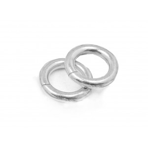 S925 OPEN JUMP RING  (2.0 mm/10.0 mm (ext)
