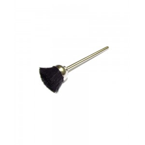 Black Bristle Cup Brush ABBOR, 2.34 mm