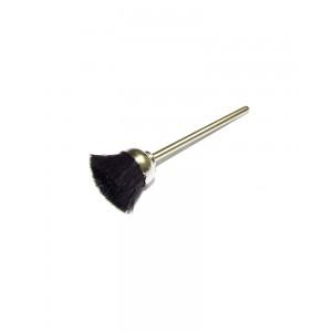 Black Bristle Cup Brush ABBOR, 2.34 mm  TOOLS