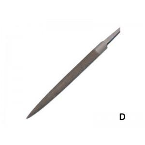 VALLORBE 6'' Half Round Hand File, cut 1, coarse