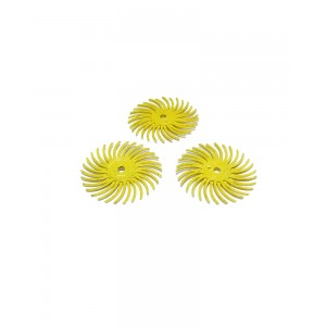 3M Radial Discs, Yellow