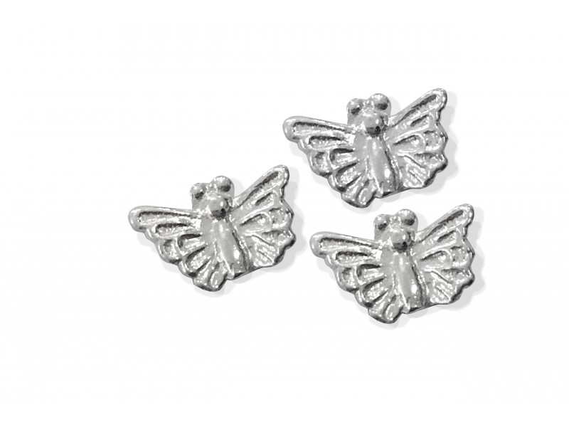 925 SILVER SMALL BUTTERFLY
