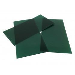 """SHEET WAX - FIRM/GREEN    3"""" X 6""""   GAUGE 16 (1.3mm)  GR210615/16"""