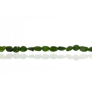 Diopside Tumble Beads