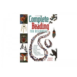 Complete Beading For Beginners Book by Karen Rempel BOOKS