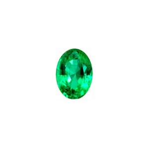 Emerald Cut Stone, Oval, 3 x 4 mm
