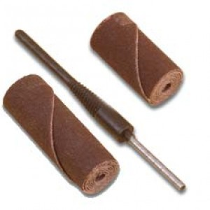 Mandrel for emery cartridge rolls 2.34mm