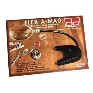 FLEX-A-MAG DESK BASE MAG 4.5 DIOPTERS- 2X  D204
