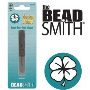 Four Leaf Clover Design 6mm The BEADSMITH
