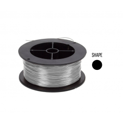 Sterling Silver 925 Round Wire 0.80mm, soft