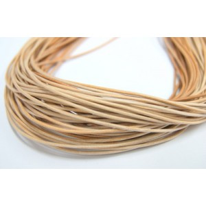 Leather Thong 1.6mm Natural