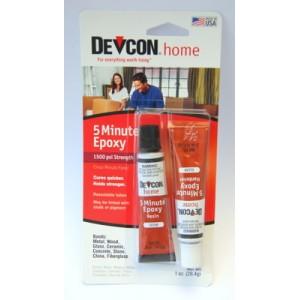 5 Minute EPOXY Resin, 2 tubes TOOLS