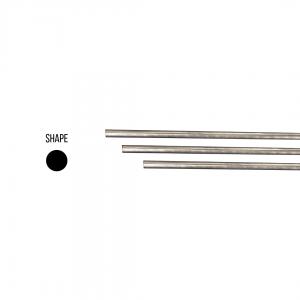 Sterling Silver 925 Round Rod 10mm