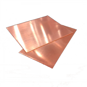 9K Gold Sheet 0.5mm, red