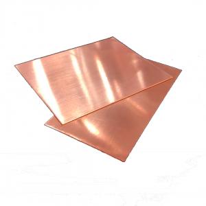 Gold Filled 5% 12K Sheet, 0.8 mm, Red